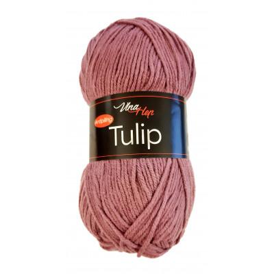 Příze TULIP - 4078 ostružinová