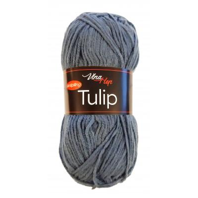 Příze TULIP - 4114 modrá