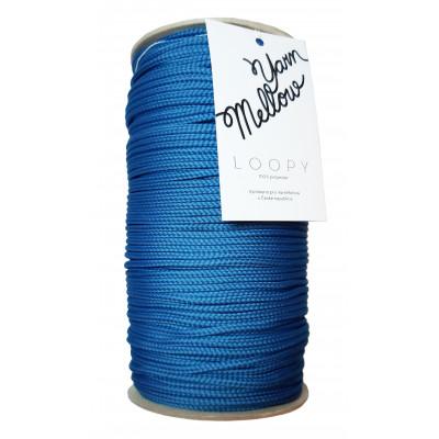 Příze LOOPY - 5136 saská modř