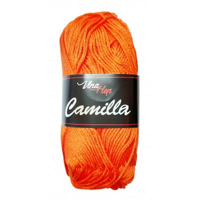 Příze CAMILLA - 8194 oranžová