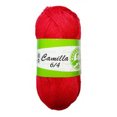 Příze CAMILLA - 5319 červená
