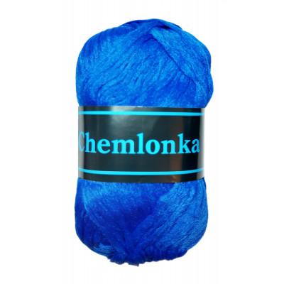 Příze CHEMLONKA - 507 modrá královská