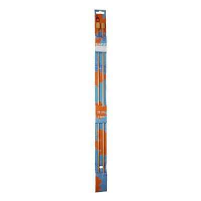 Jehlice rovné PONY - javor - 3 mm / 35 cm