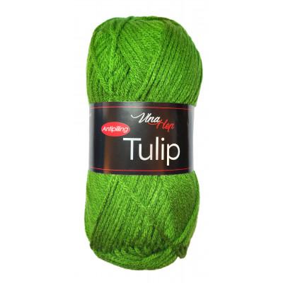 Příze TULIP - 4456 zelená