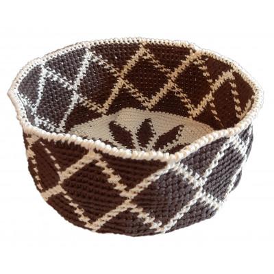 11. 6. 2020 - Workshop - Tapestry crochet (gobelínové...