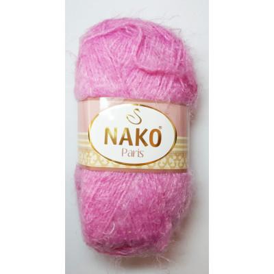 Příze NAKO PARIS - 10510 růžová