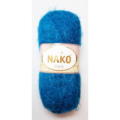 Příze NAKO PARIS - 10328 tyrkysová