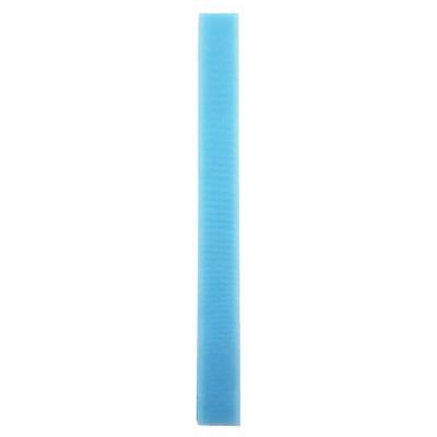 Stuhový uzávěr (suchý zip) - 20 mm / 20 cm - 26 blankytná...