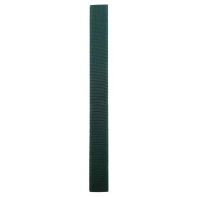 Stuhový uzávěr (suchý zip) - 20 mm / 20 cm - 11 tmavě zelená