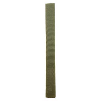 Stuhový uzávěr (suchý zip) - 20 mm / 20 cm - 12 khaki