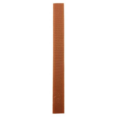 Stuhový uzávěr (suchý zip) - 20 mm / 20 cm - 19 oříšková