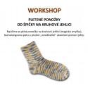 Pleteme ponožky - 13.8.2020