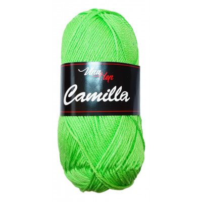 Příze CAMILLA - 8155 zelená