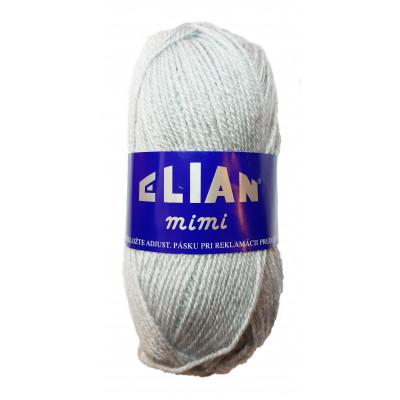 Příze ELIAN MIMI - 5296 světle šedá