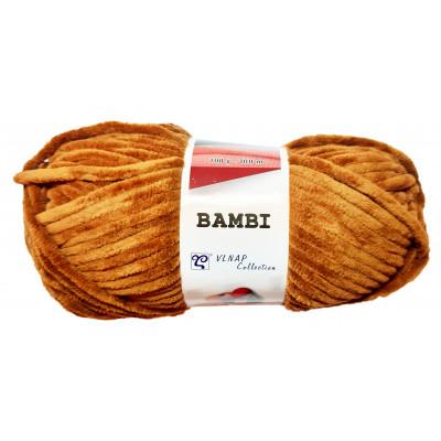 Příze BAMBI - 88217 světle hnědá
