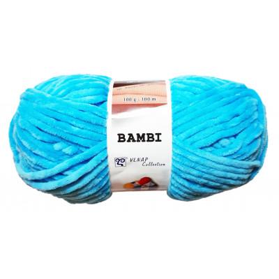 Příze BAMBI - 88179 světle modrá