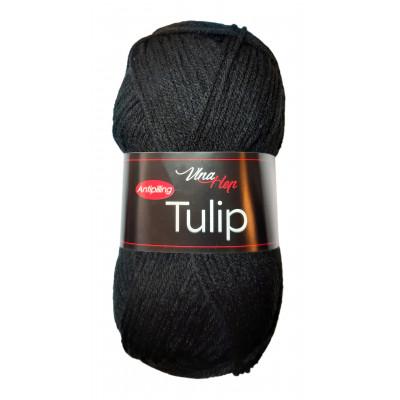 Příze TULIP - 4001 černá