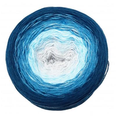 Příze BUTTERFLY - 5 modrá laguna