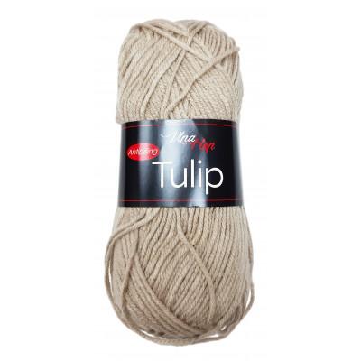 Příze TULIP - 4225 kapučínová