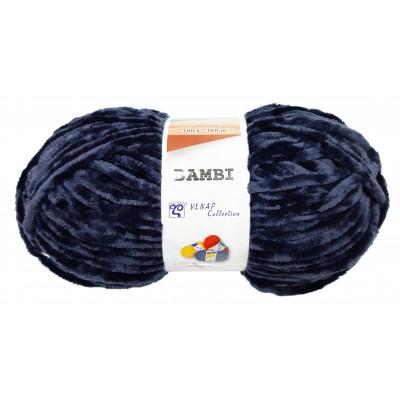 Příze BAMBI - 88238 tmavá modrošedá