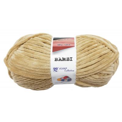 Příze BAMBI - 88214 béžová