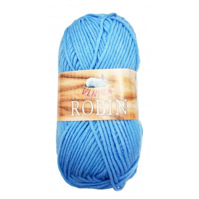 Příze ROBIN - 8 modrá