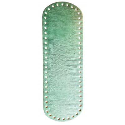 Dno na kabelku - 10 x 30 cm - 654 zelená tmavá