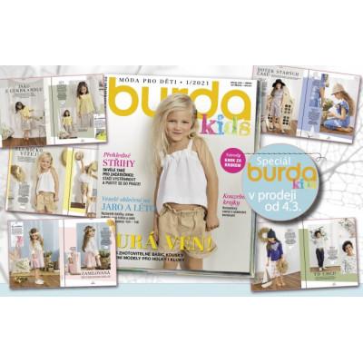 Burda speciál Kids - 2/2021