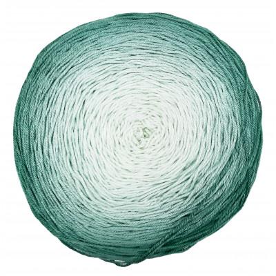 Příze DIVA OMBRE BATIK - 7369 zelená