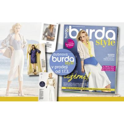 Burda style - 04/2021