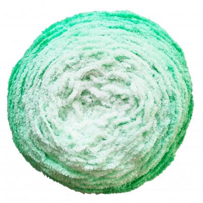Příze ALIZE SOFTY PLUS OMBRE BATIK - 7287 zelená
