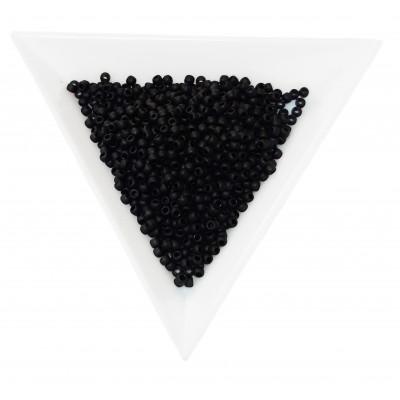 TOHO Round 11/0 JCN (TR-11-49F) - černá mat