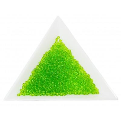 Rokajl Preciosa 10/0 - 2,3 mm - 50220 sv. zelená