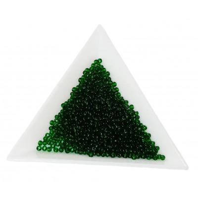 Rokajl Preciosa 10/0 - 2,3 mm - 50060 zelená jedle