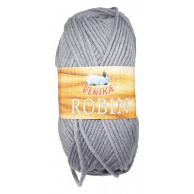Příze ROBIN - 39 šedá