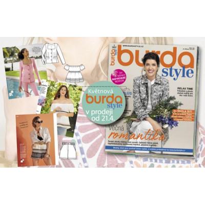 Burda style - 05/2021