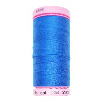 Polyesterová nit Aspo Amann - 500 m - 1304 tropická modř