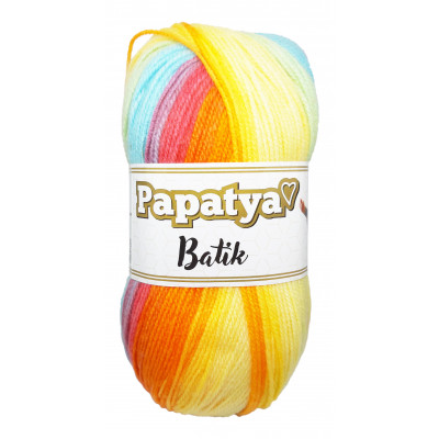 Příze PAPATYA BATIK - 554-12
