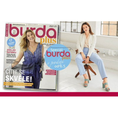 Burda speciál - 01/2021 - Plus