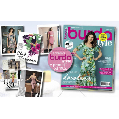 Burda style - 06/2021