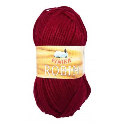 Příze ROBIN - 38 vínově červená