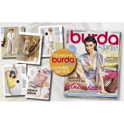 Burda style - 07/2021