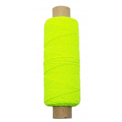 Pružná nit OPTEX 0,5 mm - 019 reflexní žlutá