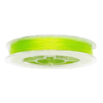 Vlákno silikonové 0,6 mm, 9 m - 06 zelená