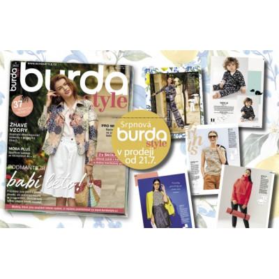 Burda style - 08/2021