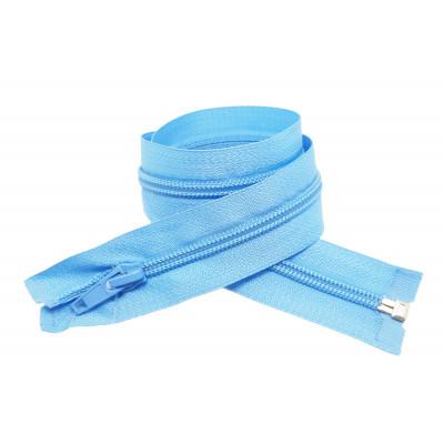Spirálový zip šíře 5 mm, délka 50 cm - bundový - světle...