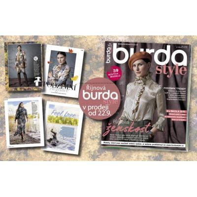 Burda style - 10/2021