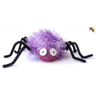 Pavouk - lila