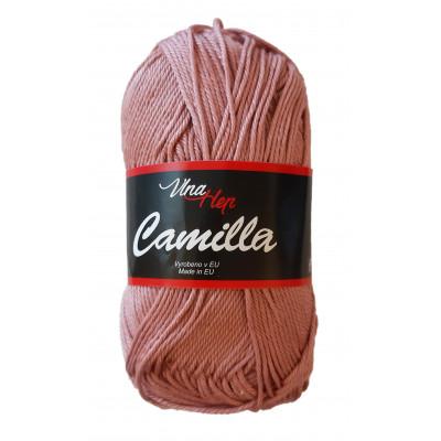 Příze CAMILLA - 8028 starorůžová