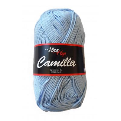 Příze CAMILLA - 8085 modrá